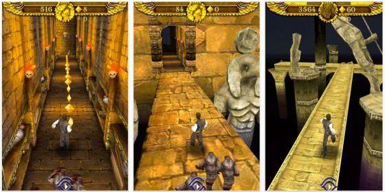 Pyramid Run Screenshots Offiziell