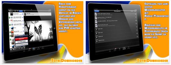 Total Downloader Screenshots