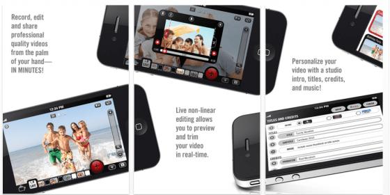 Video Camera Screenshots