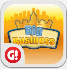 Big Business HD Icon