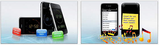Atomuhr für iPhone und iPad Screenshots