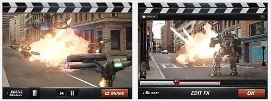 Action Moviie FX Screenshots iPad