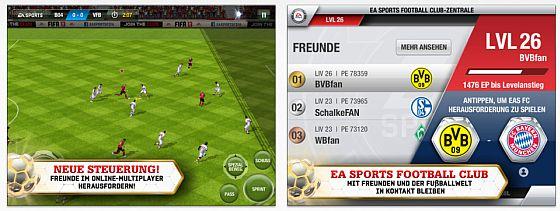 Screenshots FIFA 13