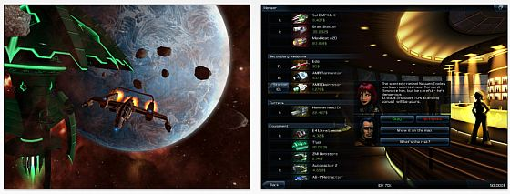 Galaxy on Fire 2 Screenshots