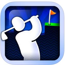 Super Stickman Golf Icon