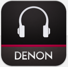 Denon Audio App Icon