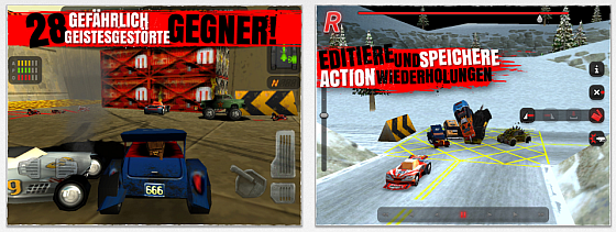 Carmageddon Screenshots