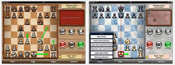 SCHACH App Screenshots
