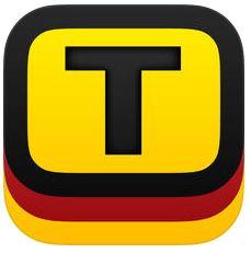 Taxi Deutschland Icon