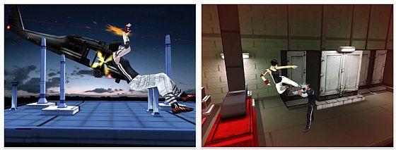 Screenshots Mirror's Edge