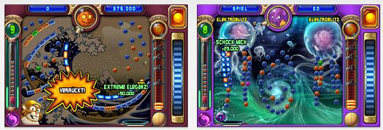 Peggle Screenshots