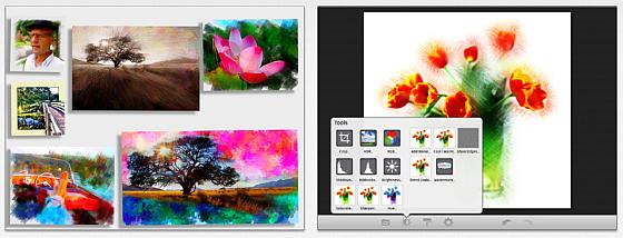 PhotoViva Screenshots