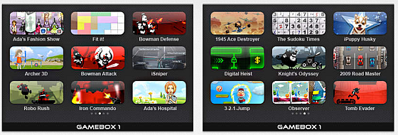 Gamebox 1 von Triniti Interactive