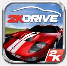 2K Drive Icon