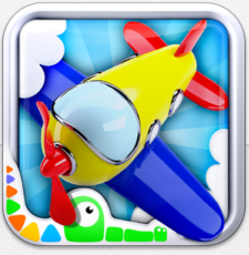 Build and Play 3D: Planes Icon