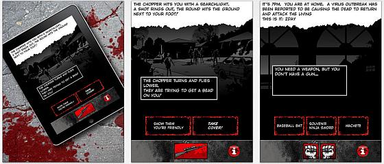 Deine Entscheidungen bestimmen den Spielverlauf in ZDay, dem Survival Simultaor. Schaffst Du es zu überleben?