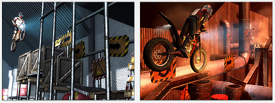 Xtreme Wheels Screenshots