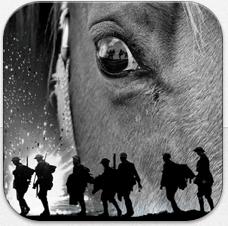 Gefährten Icon - War Horse Icon