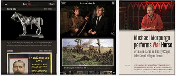 Gefährten für iPad Screenshots