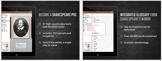 Shakespeare Pro Screenshots