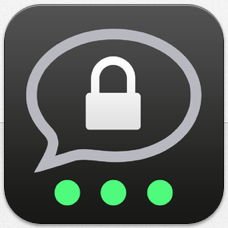 Threema Kurznachrichten-App mit Verschlüsselung Icon