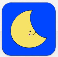 Gute Nacht App-Icon
