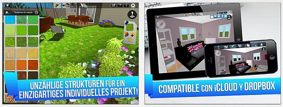 hausplanungs app home design 3d kurzzeitig gratis goldversion zus tzlich mit 90 preisnachlass. Black Bedroom Furniture Sets. Home Design Ideas