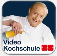 Schuhbecks Video Kochschule App Icon