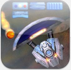 Meteor HD Icon