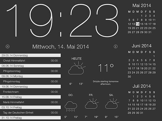 Work Time HD Screenshot