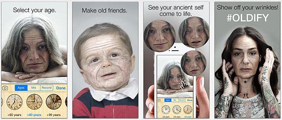 Oldify 2 Screens