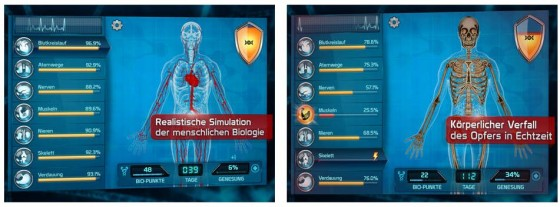 Bio Inc. Screenshots