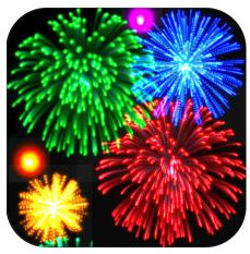 Real Fireworks Icon