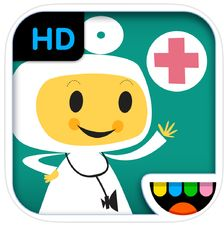 Icon Toca Doctor HD
