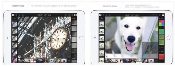 Polarr bietet eine zwar vielfältige, aber auch intuitive Bildbearbeitung. Die Einstellungen, die man für ein Bild vornimmt, können dann auch für weitere Bilder gespeichert und angewandt werden.
