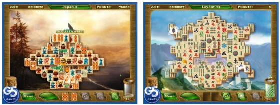 Jetzt die Vollversion von Mahjong Artifacts Chapter 2 runterladen und so lange kostenlos spielen, wie man mag.