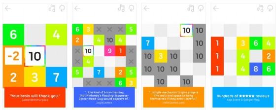 Eigentlich ganz einfach: Addiere die Zahlen, so dass sie 10 ergeben. Bis 10 zählen kannst Du doch?