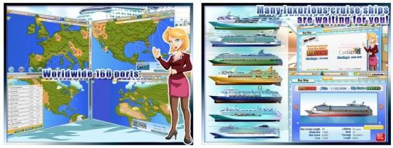 Cruise Tycoon ist die Umwandlung einer Airline-Simulation auf das Kreuzfahrtgeschäft. Prinzipiell eine gute Idee, hier leider mit Schwächen.