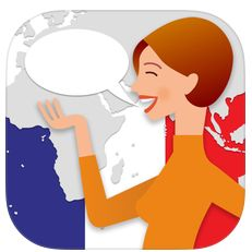 Lerne französisch Icon