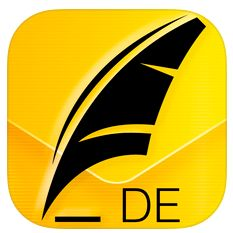 Textkraft Deutsch Icon