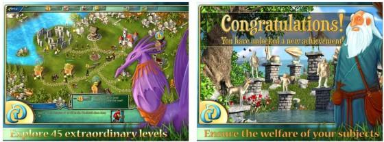 Zeitmanagement im Fantasy-Königreich: Kingdom Tales kommt mit einem märchenhaften Setting, verlangt aber volle Konzentration.