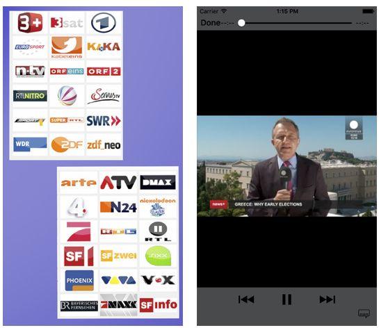Nein, die gezeigten Programme gibt es nicht in der TV Deutschland-App und es gibt sie auch nicht, wenn man die App mit 5 Sternen bewertet.