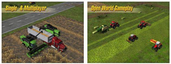Der Landwirtschafts-Simulator 14 ist eine realitätsnahe Simulation der Bewirtschaftung eines Bauernhofes.