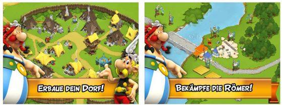 Weckt Erinnerungen: Asterix and Friends.