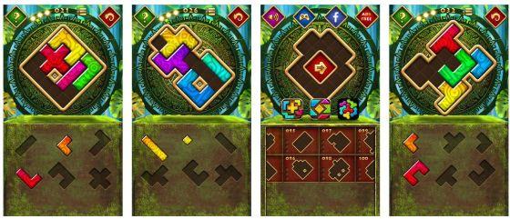 Alles richtig gemacht: Montezuma Puzzle 4 Premium ist nicht zu schwer, aber trotzdem braucht es manchmal mehrere Versuche, bis man die Lösung hat.