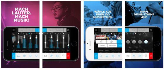 Für die rein private Nutzung zum Musik machen eine gute Wahl: Music Maker Jam. Mit einfacher Bedienung und hunderten Sounds und Loops, die bereits kostenfrei dabei sind.