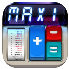 MaxiCalc Pro Icon
