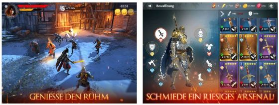 Iron Blade Screenshots
