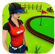 Mini Golf Game 3D Plus Icon