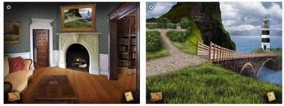 Point & Click Adventure mit einigen kniffligen Rätseln und gut gezeichneten Umgebungen.